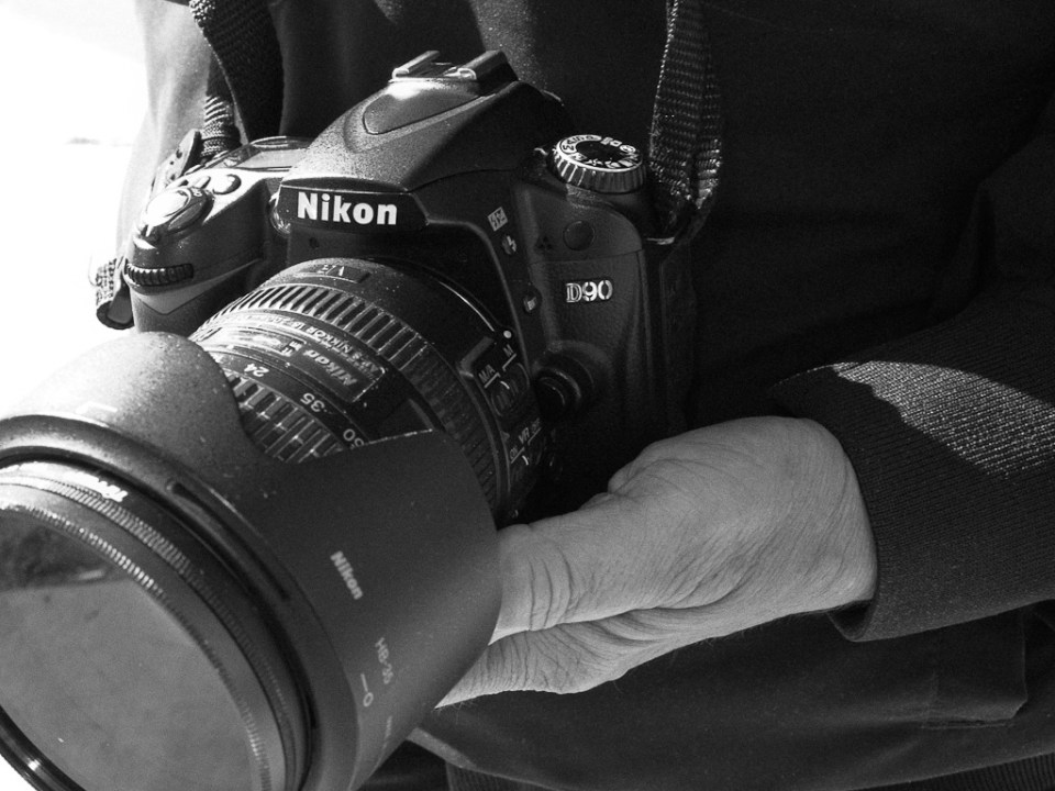 Nancy's Nikon D90