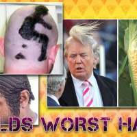The 30 Worst Hairstyles On The Internet