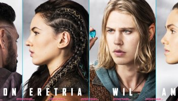 Season 3 of The 100, Awesome Hairstyles Coming. – StrayHair