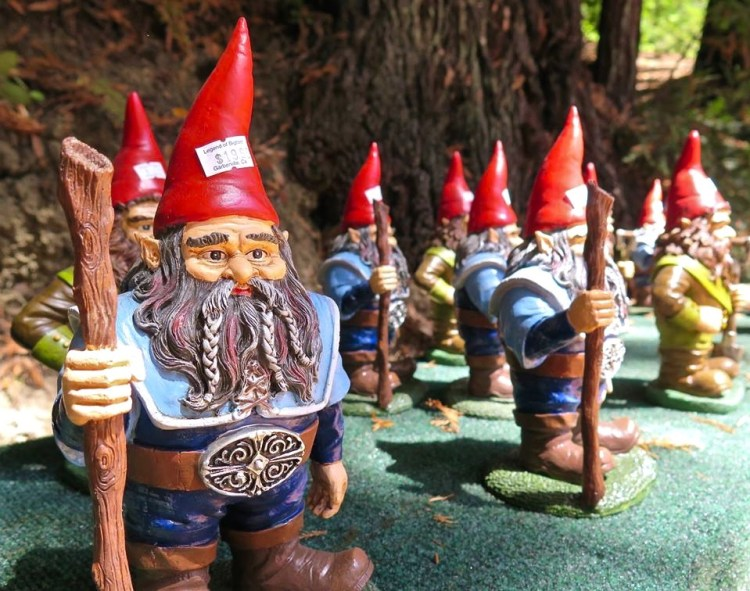 There's no place like gnome but we've gotta go.