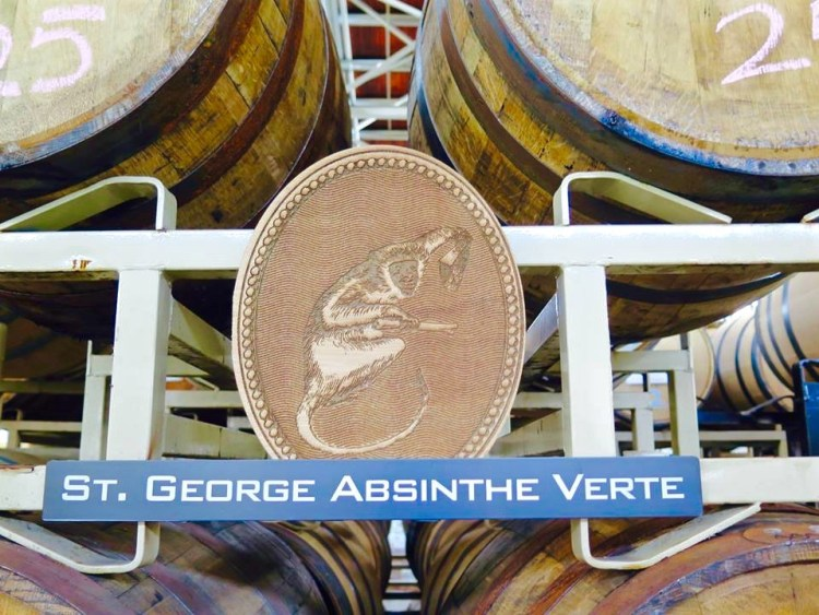 The distillery is considered one of the best in the country for absinthe and in December 2007, the company produced the first commercially available American Absinthe, St. George Absinthe Verte, since the lifting of the 1912 ban on making the spirit.