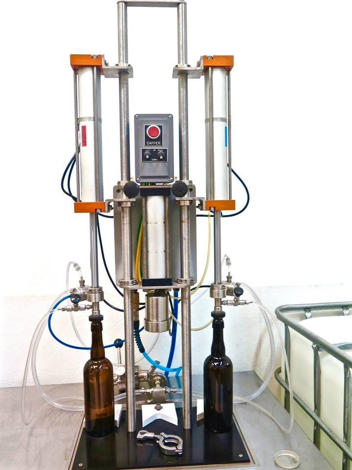 The barrel aged brews undergo secondary and even tertiary fermentation rather than being injected with carbon dioxide from a cylinder as is common, and some incorporate unusual ingredients.