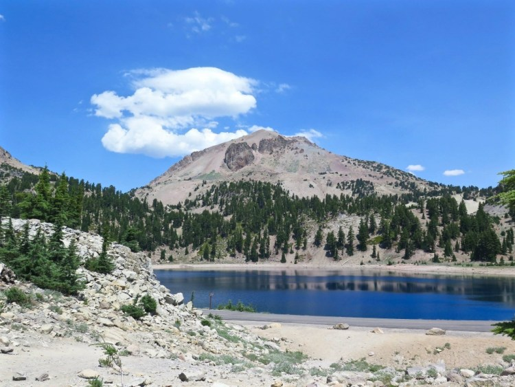 Lake Helen & Lassen Peak