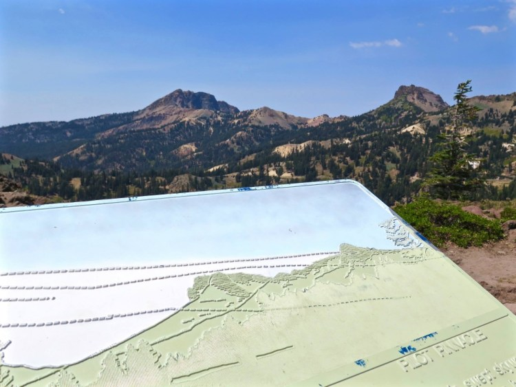 Brokeoff Mountain (no relation to Brokeback).