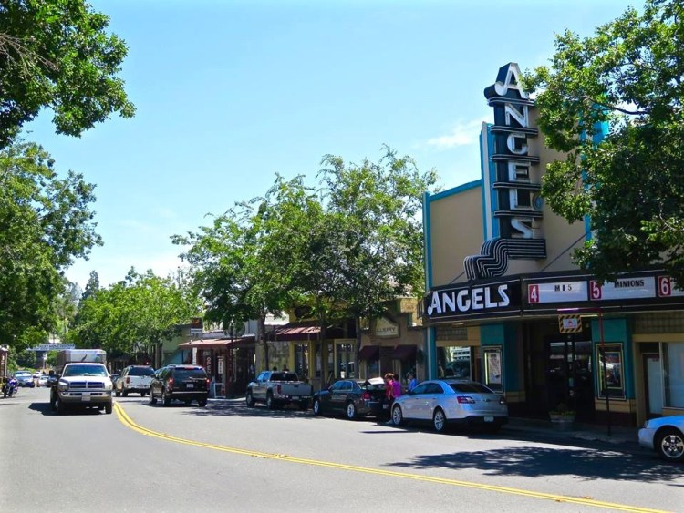 Angels Camp, CA is also known as City of Angels and formerly Angel's Camp, Angels, Angels City, Carson's Creek and Clearlake.