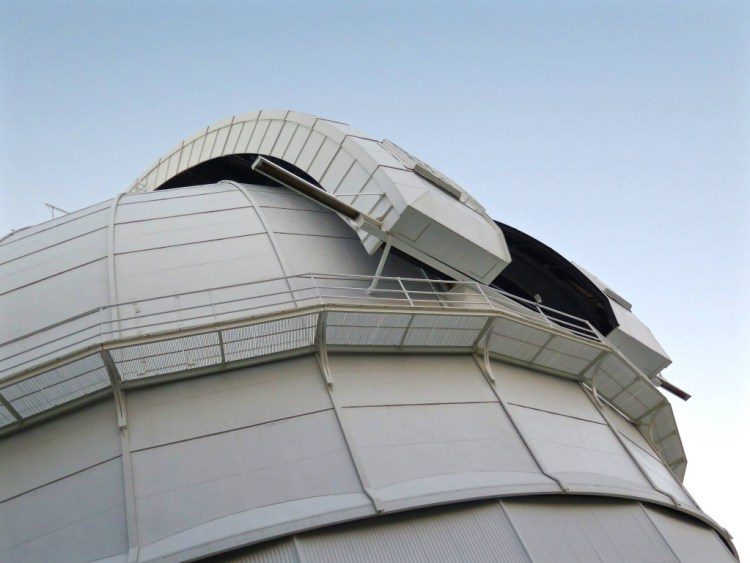 The 100-inch Hooker telescope is a National Mechanical Engineering Landmark.