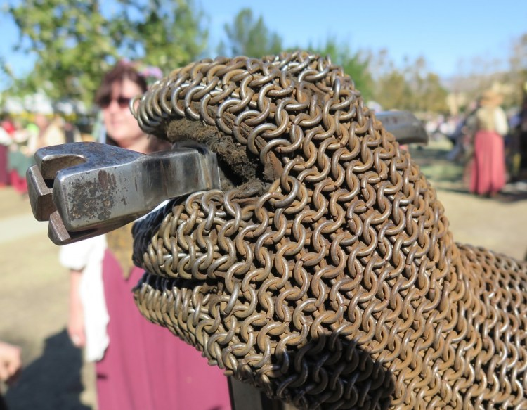The Nottingham Festival is said to be a more accessible regional Renaissance style event compared to the much larger Renaissance Pleasure Faire of Southern California, which is now held in the Santa Fe Dam Recreation Area in Irwindale, CA.