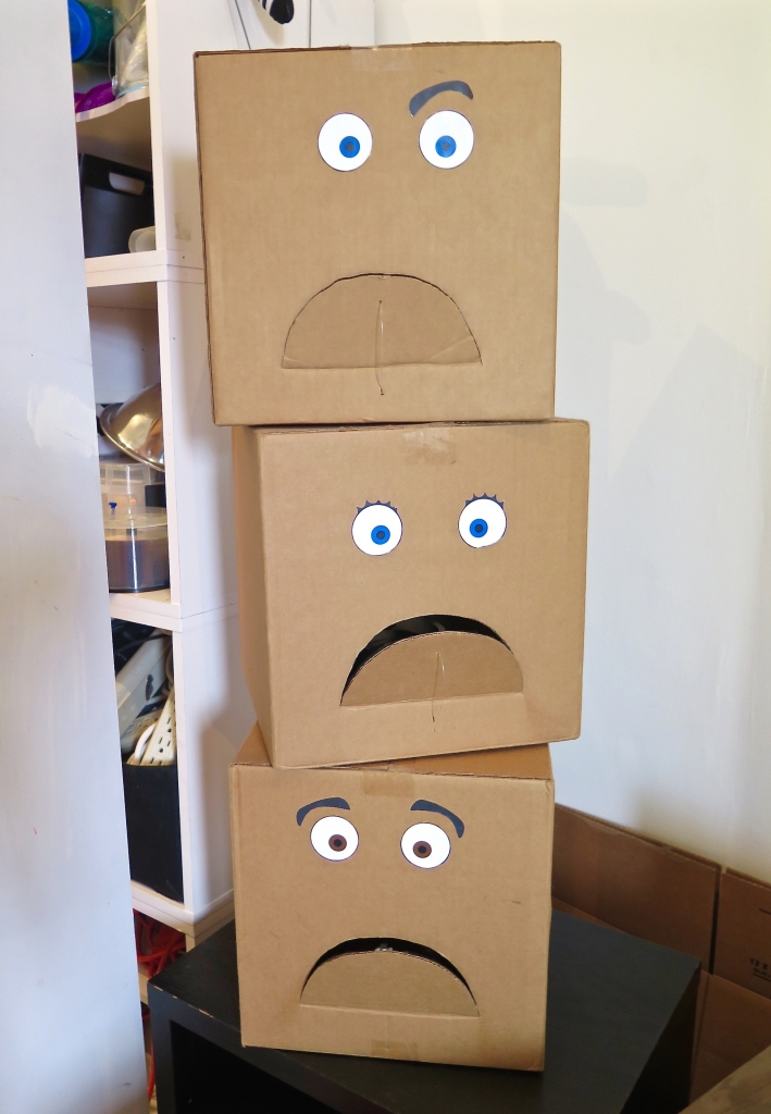Boxes have feelings too.
