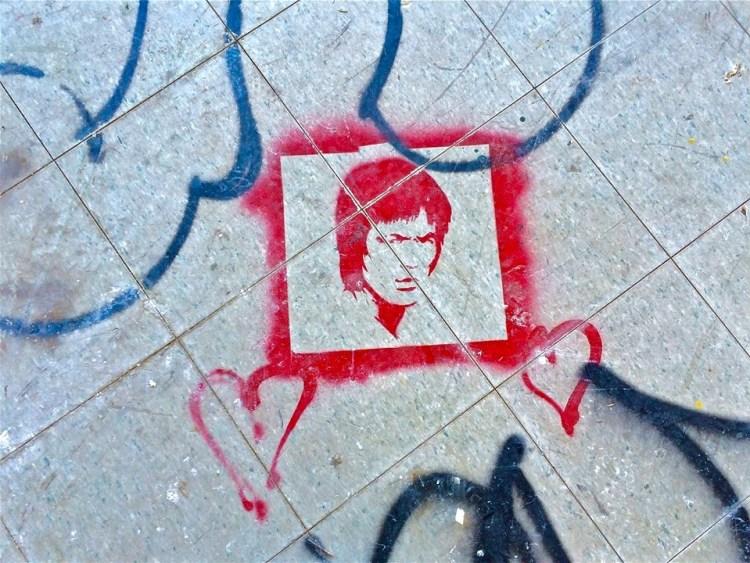 Bruce Lee Love