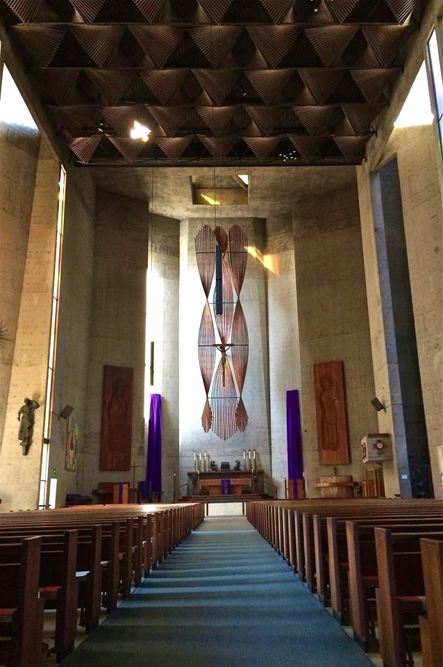 The parish church building was built from 1967-1969 and dedicated in 1969.
