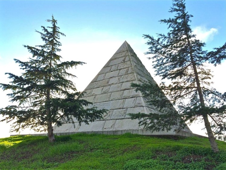 Because of its sheer weight, the serpentine rock beneath where it is erected is the only spot in the cemetery that could withstand its bulk. It is estimated to have cost between $75,000 and $100,000.