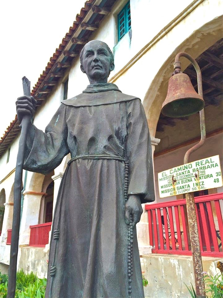 Father Presidente Junípero Serra