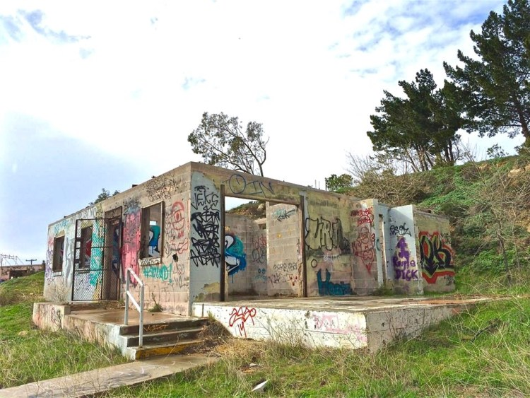 The missile base was the first in Los Angeles to house a Nike Hercules, a missile equipped with a nuclear warhead. The surface-to-air missile was designed to shoot down enemy bombers during the height of the Cold War.