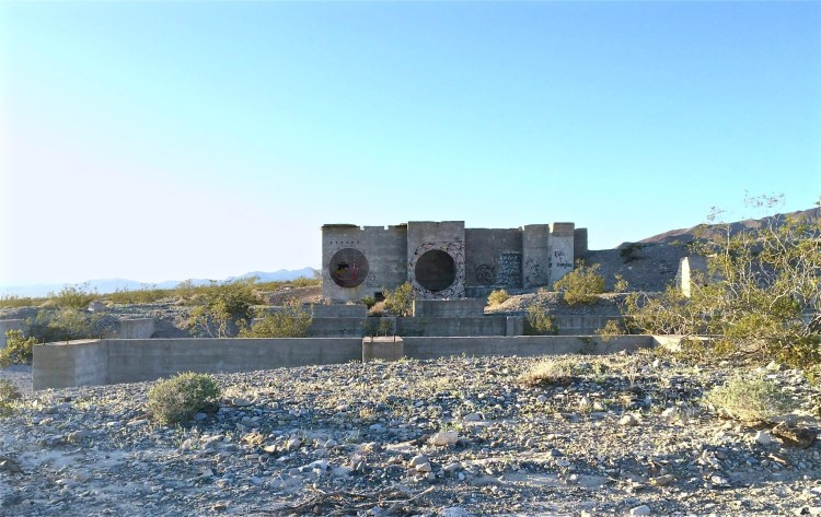 Though it is commonly referred to as Elizalde Cement Plant ruins by the few who know of it, the shell of this abandoned complex was officially called the Carrara Portland Cement Company Plant.