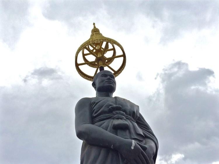 Wat Phrathat Doi Suthep Buddhist Thai Temple, Chino Hills, CA