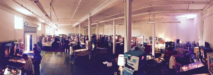 Thumperdome's goal is to preserve the history, technology, artwork and culture of pinball in America and promote it to future generations.