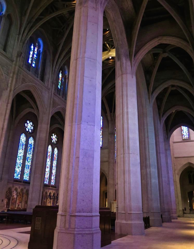 Although a member of the Anglican order, Grace Cathedral considers itself a progressive church that observes both Catholic and Protestant practices. However, the church's main goal is to be an open house of prayer for any person, from any faith, year-round.