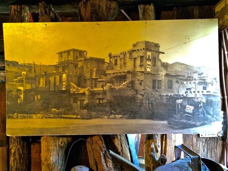 Vintage Pueblo Shot