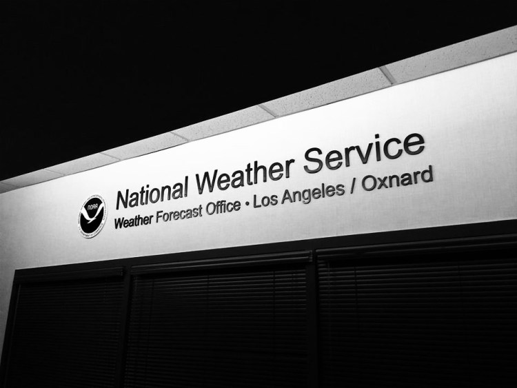 The Oxnard Office is responsible for providing weather information for Los Angeles, Ventura, Santa Barbara, and San Luis Obispo counties, as well as adjacent coastal waters out 60 nautical miles.