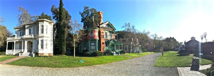 "The Hale House is often called ""the most photographed house in Los Angeles"" due to all the movies, television shows and commercials it's appeared in."