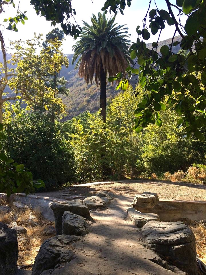 Solstice Canyon along with the remains of the Roberts Ranch homesite became a public park in 1988 managed by the National Park Service.