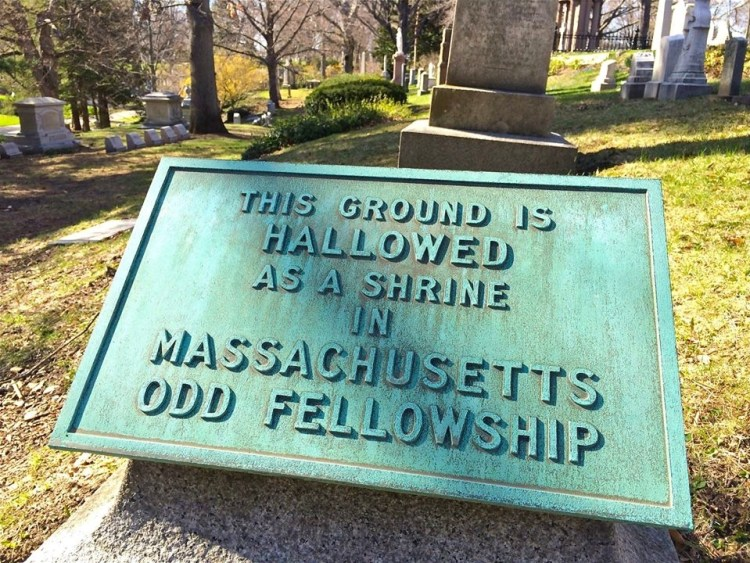 Respecting the oddities of Massachusetts since 1831.