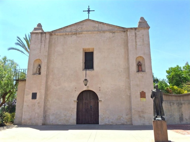The San Gabriel mission took time to settle but became one of the most prosperous in the chain.