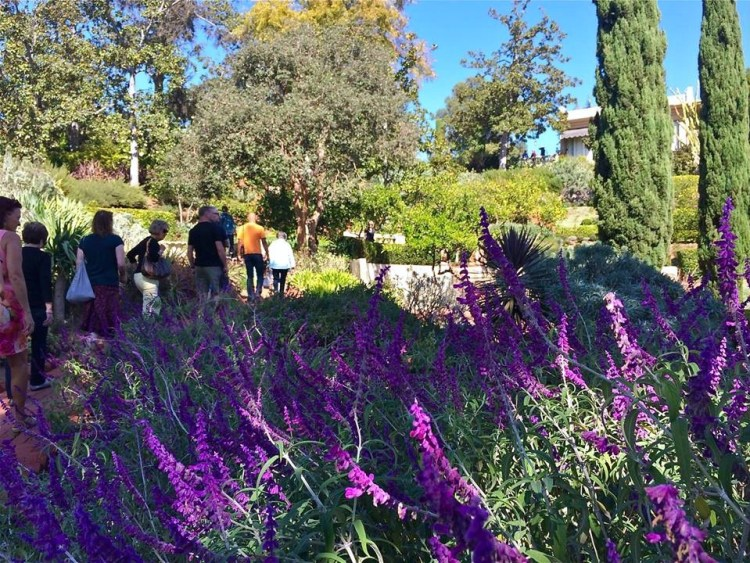 The Italian Renaissance Terrace Garden...