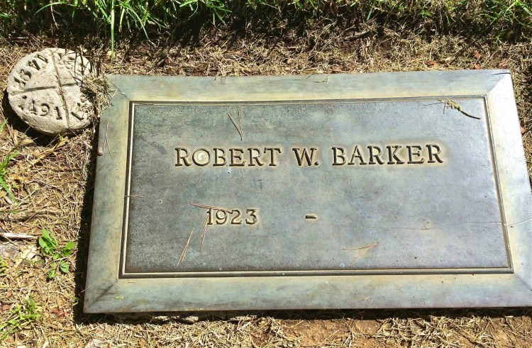"To the north of Gene Autry's grave is a curiosity of sorts: a grave marker for a living celebrity! Who? Game show host Bob Barker, long-time star of ""The Price Is Right."" The grave is empty - Bob is alive & well- but the marker is there and waiting - right next to the grave of Bob's late wife."
