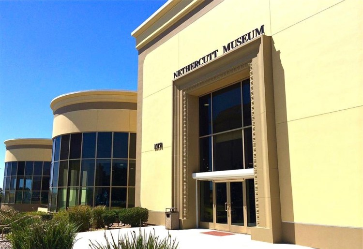 Admission is free at all facilities. The Nethercutt Museum: 15151 Bledsoe Street Sylmar, CA 91342 The Nethercutt Collection: 15200 Bledsoe Street Sylmar, CA 91342