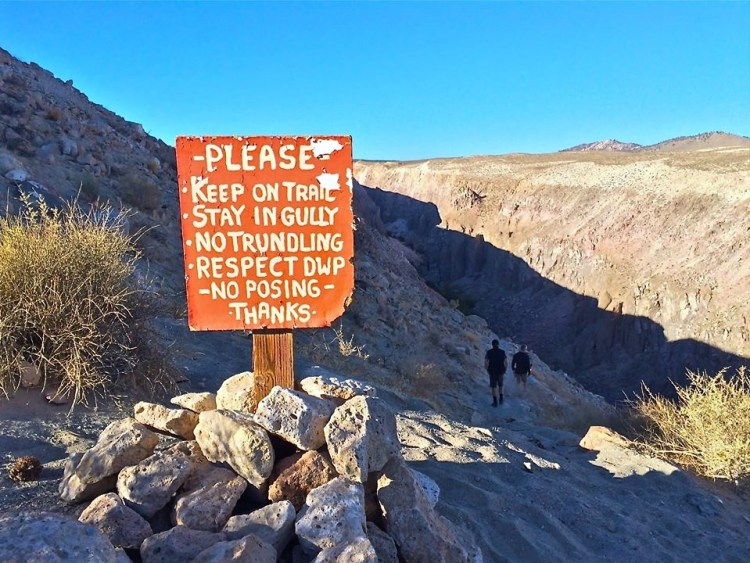 The Owens River Gorge is a steep 10 mile canyon on the upper Owens River.