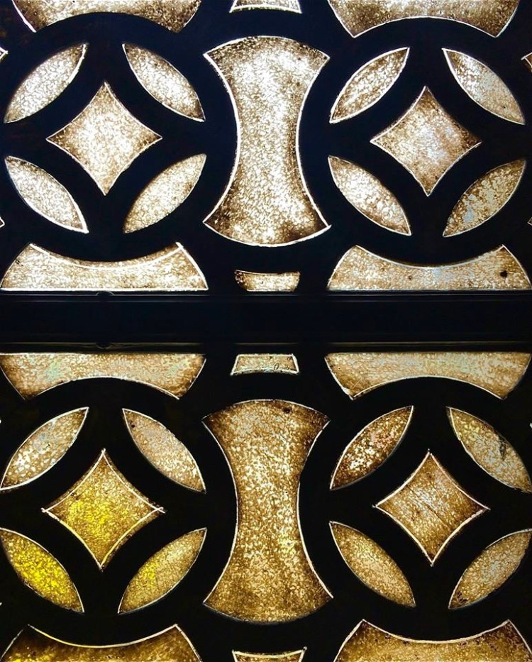 More beautiful glass restoration by Judson Studios.