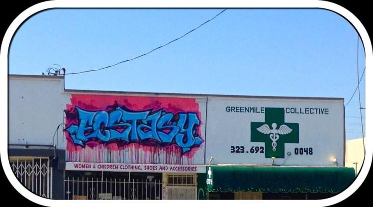Ecstasy 4512 Pico Blvd, LACA