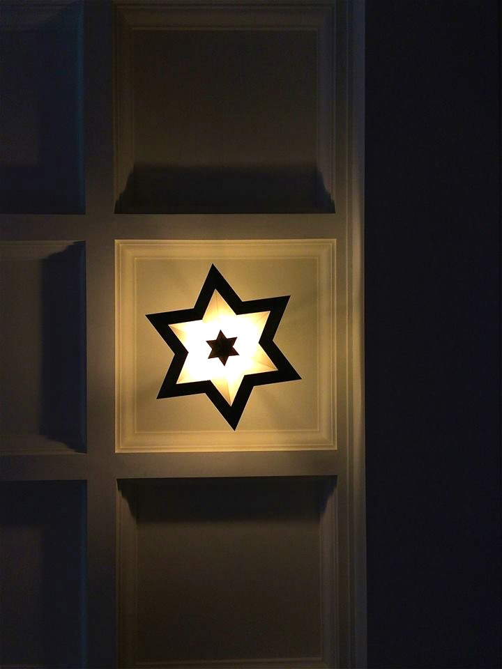 Star of David Lighting