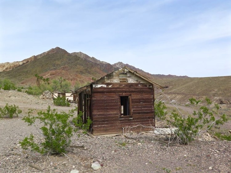 Miner's Cabin @ Ibex Springs