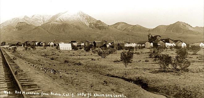 - Atolia, circa 1916. Courtesy Rand Desert Museum http://randdesertmuseum.com/site/