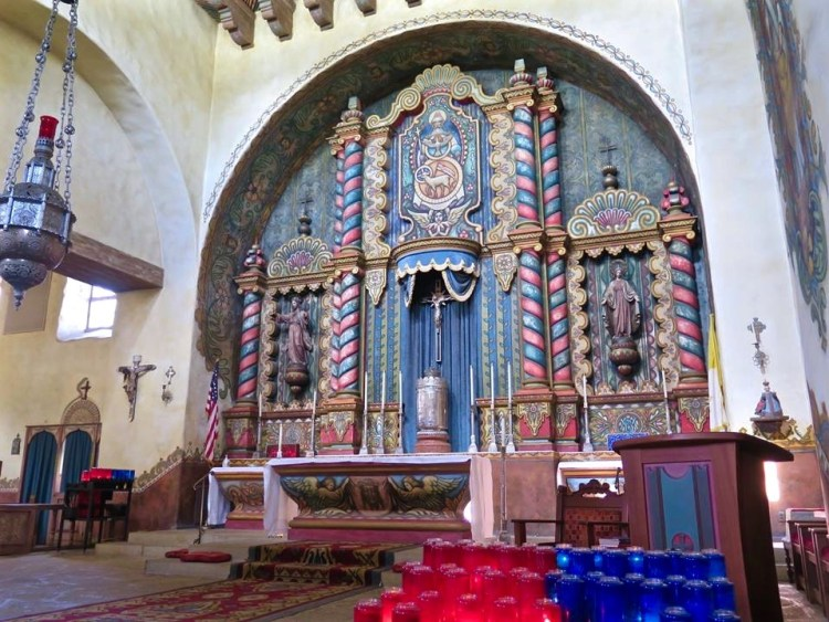 Our Lady Of Mt Carmel 1300 E Valley Rd Santa Barbara, California 93108 Phone: (805) 969-6868 Website: http://www.Olmc-Montecito.Com Mass Times Sunday: 10:00 AM, 8:00 AM, 12:00 PM Monday: 7:45 AM Tuesday: 7:45 AM Wednesday: 7:45 AM Thursday: 7:45 AM Friday: 7:45 AM Saturday: 7:45 AM, 4:30 PM Holy Day: 10:00 AM, 7:45 AM Holy Day Vigil: 5:30 PM
