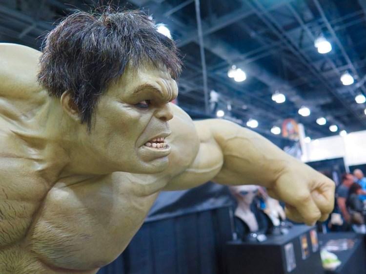 ...a Hulk...