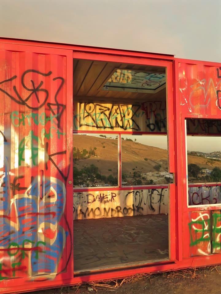 ...and graffiti