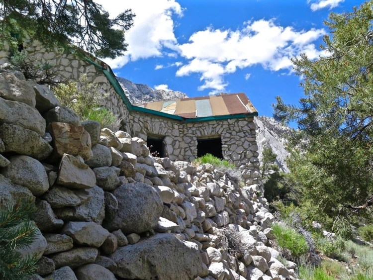 he U.S. Forest Service about a special use permit for the school, and was informed that in order to receive authorization for such an operation in the High Sierra Primitive Area, the Assembly would be obliged to erect some sort of permanent structure.
