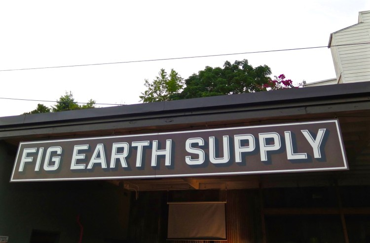 On March 5, Fitzpatrick opened Fig Earth Supply, a weekends-only nursery pop-up that offers organic edible seedlings, soil and fertilizer, pots and planters and Japanese tools.
