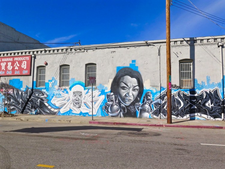 Arts District DTLA