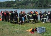 Szkolenie z zakresu ratownictwa wodnego - Pilica 2015 (2)
