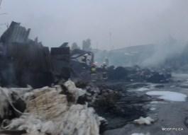 Pożar hali w Ogrodzieńcu (14)