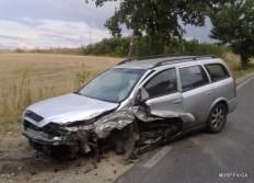 Wypadek drogowy na DW 794 - 22.08 (25)