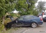 Wypadek drogowy na DW 794 - 22.08 (6)
