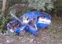 Wypadek drogowy w Udorzu - 25.08 (11)