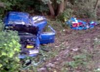 Wypadek drogowy w Udorzu - 25.08 (12)