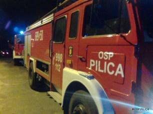 Pożar w Solcy
