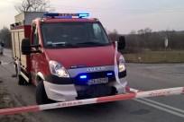 Wypadek drogowy na Sławniowie (2)